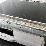 ビルトインコンロ 三菱 CS-KG32M 展示・型落ち・未使用品 - 買取価格:¥20,000