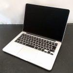 Apple MacBookPro 13インチ Early2015 ★ジャンク買取★