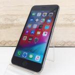 Apple iPhone6sPlus 64GB スペースグレイ MKU62J/A SIMフリー★画面欠け買取★