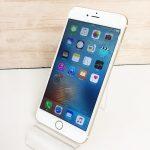 Apple iPhone6Plus 64GB シルバー MG482J/A ジャンク買取★