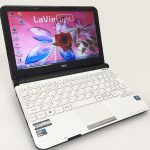 """<span class=""""title"""">NEC ノートパソコン PC-BL550DS6W 中古買取★</span>"""